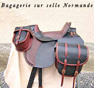 bagage selle